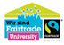 Fairtrade University Logo